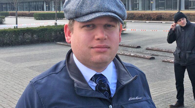Rasmus Paludan blev idømt 14 dages betinget fængsel for racisme på YouTube i ankesag i Østre Landsret. Det skriver HovsaDeling.dk. Foto: Jens Work Kristensen
