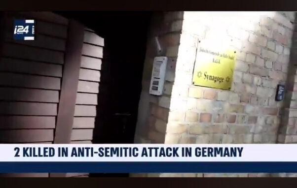 I sin video filmer den formodede drabsmand bl.a. indgangen til den jødiske synagoge, som han forgæves forsøgte at komme ind i. Klippet kan enhver finde på nettet, selv om attentatet er blevet kategoriseret som en terrorhandling. Det skriver HovsaDeling.dk.